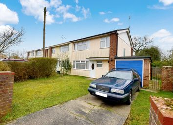 Thumbnail 3 bedroom semi-detached house for sale in Queens Gardens, Panfield, Braintree
