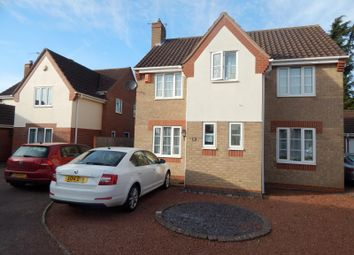 Thumbnail 3 bed detached house to rent in Blakestone Drive, Thorpe St. Andrew, Norwich