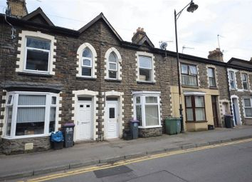 Thumbnail 2 bed terraced house to rent in Osborne Road, Pontypool