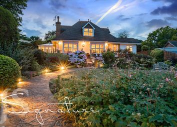 Thumbnail 4 bed detached bungalow for sale in Gorse Lane, High Salvington, Worthing