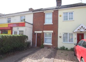 Thumbnail 2 bed terraced house to rent in Colchester Road, West Bergholt, Colchester