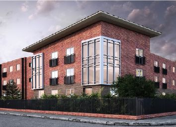 Thumbnail 1 bed flat for sale in Broughton Place, Lower Broughton Road, Salford
