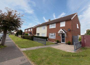 3 bed semi-detached house for sale in Newton Abbot Road, Northfleet, Gravesend DA11
