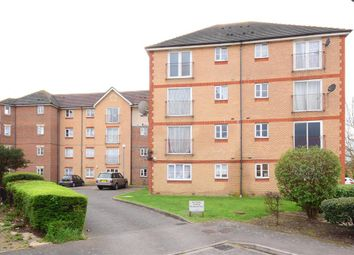 Thumbnail 2 bedroom flat for sale in Great Galley Close, Barking, Essex