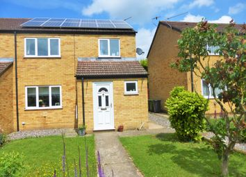 Thumbnail 3 bedroom end terrace house for sale in Roger Ride, Toftwood