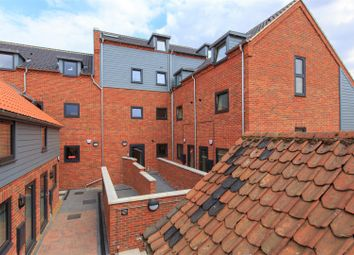 Thumbnail 2 bed town house for sale in Queens Road, Fakenham