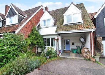 Thumbnail 3 bedroom town house for sale in Anchor Street, Coltishall, Norwich