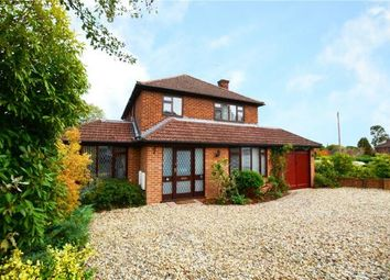 Thumbnail 4 bed detached house for sale in Orchard Close, Blackwater, Surrey