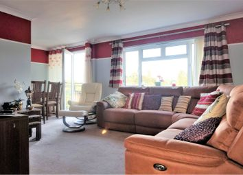 Thumbnail 2 bed flat for sale in Tanys Dell, Harlow