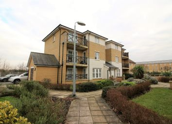 Thumbnail 2 bed flat for sale in Bell Close, Basildon