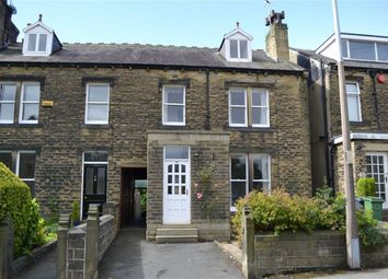 Thumbnail 4 bed end terrace house for sale in 42, Southgate, Honley