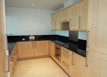 Thumbnail 2 bed flat to rent in River Crescent, Nottingham