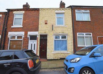 Thumbnail 2 bed terraced house for sale in Preston Street, Middleport, Stoke-On-Trent