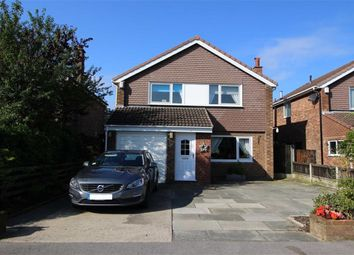 Thumbnail 4 bed detached house for sale in Conway Drive, Fulwood, Preston