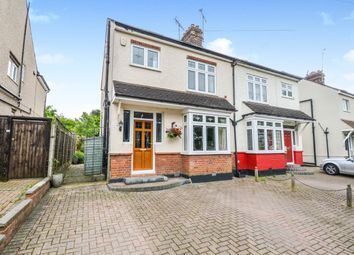 Thumbnail 4 bed semi-detached house to rent in South Drive, Brentwood, Essex