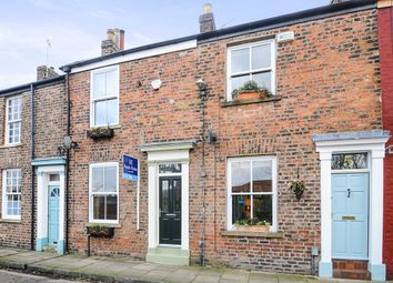 Thumbnail 3 bed terraced house for sale in Railway Terrace, York