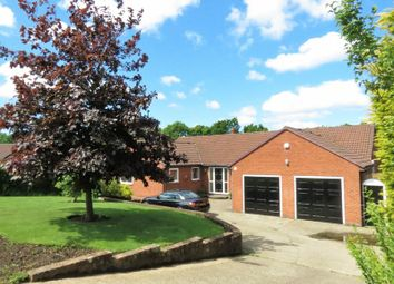 Thumbnail 4 bed detached bungalow for sale in Askerton Drive, Oakerside Park, County Durham