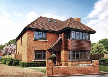 Thumbnail 5 bed detached house for sale in Teston Road, Offham, West Malling