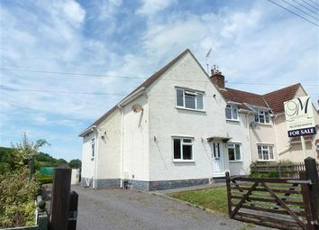 Thumbnail 3 bedroom semi-detached house for sale in South Croft, Winscombe, Winscombe