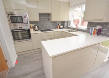 Thumbnail 2 bed town house for sale in Giles Avenue, West Bridgford, Nottingham