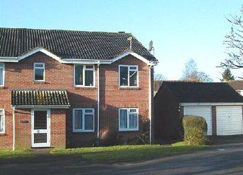 Thumbnail 2 bedroom flat to rent in Mimosa Close, Lindford, Bordon
