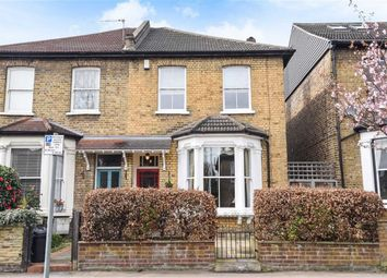 Thumbnail 3 bed semi-detached house for sale in Cleveland Road, South Woodford, London