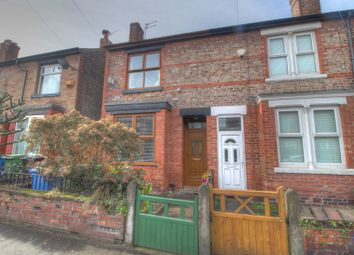 Thumbnail 2 bed end terrace house for sale in Sinderland Road, Broadheath, Altrincham