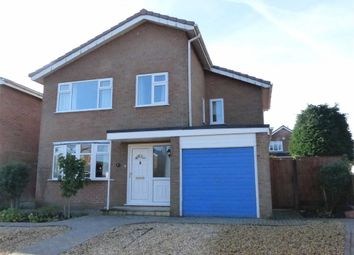 Thumbnail 4 bed detached house for sale in Sycamore Crescent, Barnton, Northwich, Cheshire