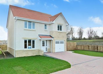 Thumbnail 4 bedroom detached house for sale in Walker Homes, New Carron, Meadowcroft, Falkirk