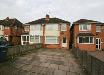Thumbnail 2 bedroom semi-detached house to rent in Parkdale Road, Sheldon, Birmingham