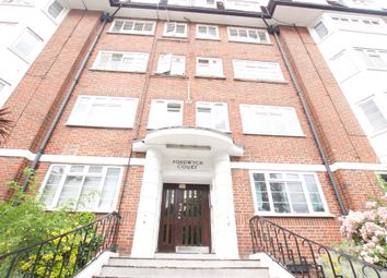 Thumbnail 1 bed flat to rent in Fordwych Court, Shoot-Up Hill, London