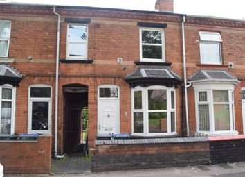 Thumbnail 3 bed terraced house to rent in Arden Road, Smethwick