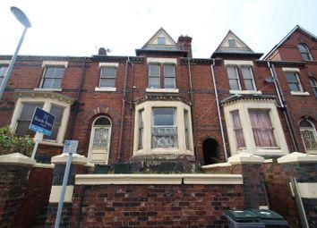 Thumbnail 6 bedroom terraced house for sale in Jasper Street, Hanley, Stoke-On-Trent