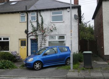 Thumbnail 2 bed end terrace house for sale in Thorpe Close, Stapleford, Nottingham
