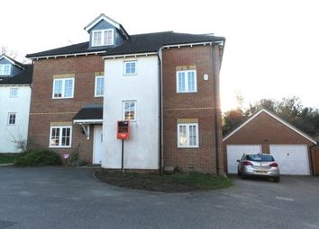 Thumbnail 4 bed detached house to rent in Prower Close, Billericay