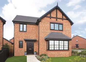 Thumbnail 4 bed detached house for sale in The Wren Cheerbrook Road, Willaston, Nantwich