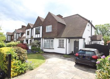 Thumbnail 3 bed semi-detached house for sale in West Way, Petts Wood, Orpington