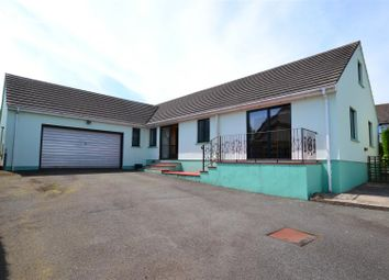 Thumbnail 3 bed detached bungalow for sale in Coram Drive, Neyland, Milford Haven