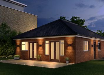 Thumbnail 3 bed detached bungalow for sale in Moyne Place, London