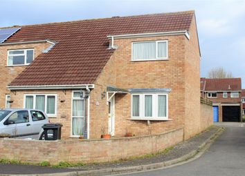 Thumbnail 3 bedroom end terrace house for sale in Torrington Crescent, Weston-Super-Mare
