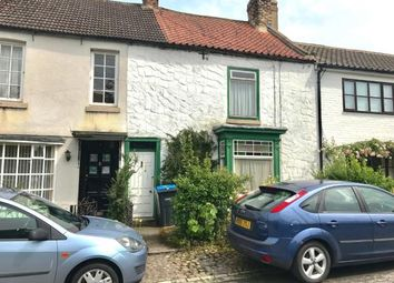 Thumbnail 2 bed terraced house for sale in North End, Hutton Rudby, Yarm, North Yorkshire