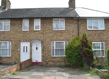 Thumbnail 3 bed terraced house for sale in Welbeck Road, Sutton, Surrey