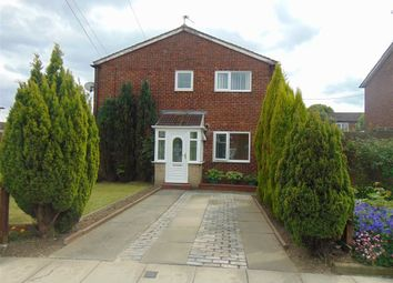 Thumbnail 3 bed semi-detached house for sale in Yetholm Place, Westerhope, Newcastle Upon Tyne