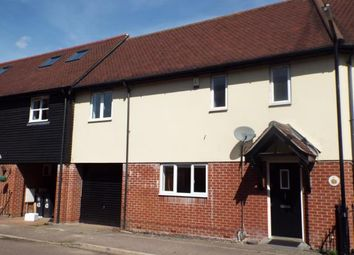 Thumbnail 3 bed terraced house for sale in Deer Park Way, Waltham Abbey, Essex