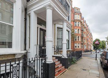 Thumbnail 1 bed flat to rent in Flat 9, 23 Cheniston Gardens, Kensington