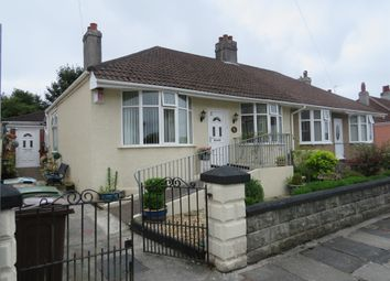 Thumbnail 3 bed semi-detached bungalow for sale in Ayreville Road, Beacon Park, Plymouth