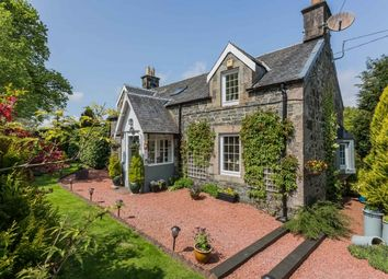 Thumbnail 3 bed cottage for sale in Lamington, Biggar