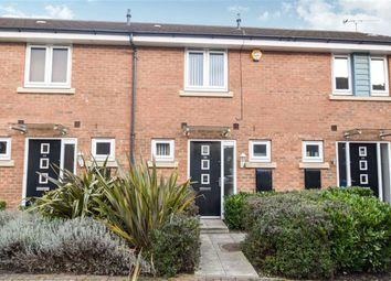 Thumbnail 2 bed terraced house for sale in Sandwell Park, Kingswood, Hull
