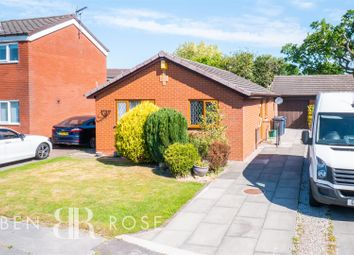 Thumbnail 2 bed detached bungalow for sale in Round Meadow, Leyland