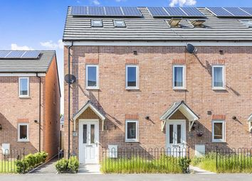 Thumbnail 3 bed terraced house to rent in Brookwood Way, Buckshaw Village, Chorley